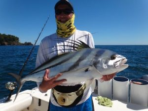 Tim on Roosterfish