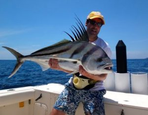 CFP- Jeff on a nice Roosterfish