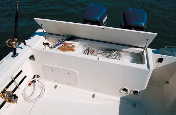 CFP- 29' Offshore Pursuit Center Console