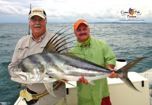 CFP- Brian & Steve with Roosterfish