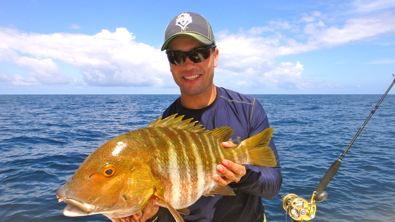 Panama 39 s best barred snapper photos come fish panama for Easy fishing sponsors