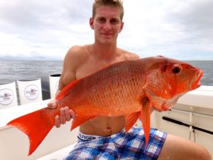 Fishing Photos, Silk Snapper