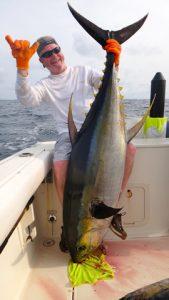 April Tuna Slam Panama
